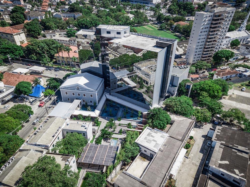 Cảnh quan UNIBRA IBGM tại Brazil