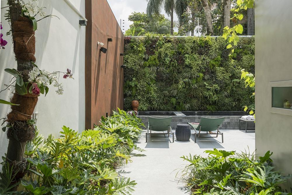 Thiết kế sân vườn hiện đại, đẹp, giá rẻ - Mongarden