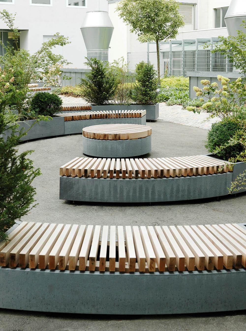 Thiết kế sân vườn đẹp, hiện đại - Mongarden
