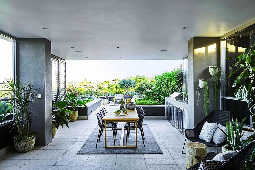 Mẫu thiết kế vườn trên mái đẹp như mơ khiến mọi người mê mẩn